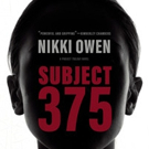 Nikki Owen to Release SUBJECT 375, 9/6