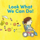 Brittany Adkins and Kristen Bell Announces 'Look What We Can Do!'