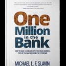 Slavin Earns Wins Book Award for ONE MILLION IN THE BANK