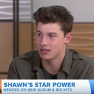 VIDEO: Shawn Mendes Talks New Album, Big Hits on TODAY