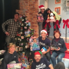 Photo Flash: SHEAR MADNESS Collects Toys for Safe Horizon; Off-Broadway Drive Ends Tonight!