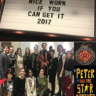 BWW Blog: Jessica Vanek - 2017 High School Theatre Season is in Full Swing withNICE WORK IF YOU CAN GET IT & PETER AND THE STARCATCHER