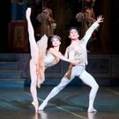 Photo Flash: Sneak Peek at Jeffrey Cirio &  Misa Kuranaga in Boston Ballet's THE NUTCRACKER