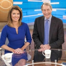 CBS THIS MORNING Posts Network's Closest Competitive Position to ABC in 17 Years