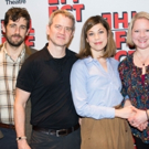 Photo Flash: Meet the Company of David Cromer-Helmed THE EFFECT at Barrow Street Theatre