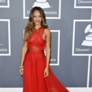 Rihanna Joins GRAMMY AWARDS All-Star Performance Line-Up