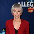 Rita Moreno Among Presenters Named for 43rd Annual ANNIE AWARDS