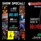 Samhain Publishing Co-sponsors 10th Annual Indianapolis Horror Hound Weekend, 9/11