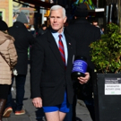 Look Out, Times Square: Mike Hot Pence is Here... Minus His Pants