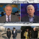 CBS EVENING NEWS Scores Highest Adults 25-54 Rating in Nearly 2 Years