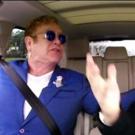 VIDEO: Watch a First Look at Elton John & James Corden's Carpool Karaoke