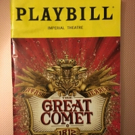 BWW Blog: Kellie Williams - My Top 3 Favorite Parts of NATASHA, PIERRE, AND THE GREAT COMET OF 1812