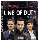 BBC Drama LINE OF DUTY, SERIES 3 Debuts on DVD 8/9