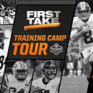 ESPN2's FIRST TAKE to Hit the Road for NFL Training Camp Tour