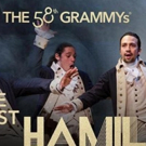 The Story of Tonight: HAMILTON Cast Performs Live on 58th GRAMMY AWARDS!