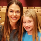 Photo Flash: RUTHLESS! Star Tori Murray Teams with Sutton Foster for ALL IN WITH CAM NEWTON
