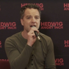 STAGE TUBE: Watch Euan Morton Sing HEDWIG's 'Wicked Little Town' on Tour!