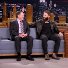 VIDEO: Julian Edelman & Coach Belichick Chat Historic Super Bowl Win on TONIGHT