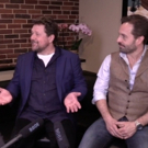 Backstage with Richard Ridge: Michael Ball & Alfie Boe Get Ready to Come Together on the New York City Center Stage!