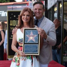 Photo Flash: Roma Downey Receives Star on Hollywood Walk of Fame