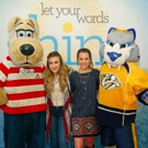 Maddie & Tae Partner with Monroe Carell Jr. Children's Hospital and Nashville Predators for 'Shine Bright' Campaign