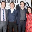Photo Coverage: STRAIGHT's Jenna Gavigan, Jake Epstein & Thomas E. Sullivan Celebrate Opening Night