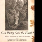 'Save the Earth' Poetry Launches 2017 Contest