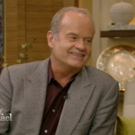 VIDEO: Kelsey Grammer Talks Return to 'NEVERLAND': 'I Stepped Right Back Into It'