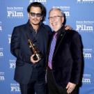 Johnny Depp Receives SBIFF's Maltin Modern Masters Award