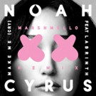 Noah Cyrus' 'Make Me (Cry)' Gets Remixed By Marshmello
