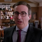 VIDEO: Larry David Cameos in New Promo for LAST WEEK TONIGHT WITH JOHN OLIVER