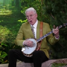 VIDEO: Steve Martin & Stephen Colbert Sing About Their Friendship in a Fake Forest