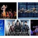 THE LION KING, THE ILLUSIONISTS and More to Preview Segerstrom Center's 2015-16 Season, 8/17
