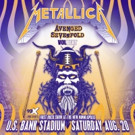 Metallica to Headline Inaugural Rock Concert at Minneapolis' US Bank Stadium