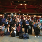 Photo Flash: Broadway's FIDDLER ON THE ROOF Cast Supports OPERATION BACKPACK Photos