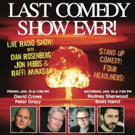 BPA's 1st Annual LAST COMEDY SHOW EVER Set for Next Month