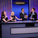 VIDEO: Rob Lowe, Kat Dennings & Beth Behrs Play Password on TONIGHT SHOW