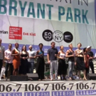 BWW TV: Broadway-Bound NATASHA, PIERRE AND THE GREAT COMET OF 1812 Gives a Sneak Peek in Bryant Park!