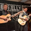 Photo Coverage: Byrne and Kelly Return to Rory Dolan's