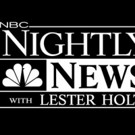 NBC's NIGHTLY NEWS WITH LESTER HOLT is No. 1 Across the Board