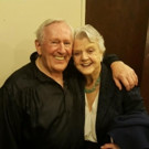 Photo Flash: Angela Lansbury Visits Sweeney Todd Co-Star Len Cariou at BROADWAY AND THE BARD