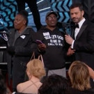 VIDEO: Jimmy Kimmel Surprises Hollywood Tourists at the Oscars!