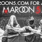Maroon 5 Announces Latin American Tour