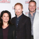 Photo Coverage: FULLY COMMITTED's Jesse Tyler Ferguson & Company Prep for Broadway!