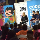 Cartoon Network & NBA Inspire Kids to Code Their Story for NBA All-Star Weekend
