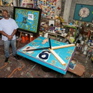 Renowned Artist Tyree Guyton Honored with University of Michigan Exhibitions