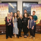 Photo Coverage: Shuffle Off with the Cast of Susan Stroman-Helmed CRAZY FOR YOU!