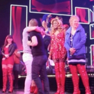 STAGE TUBE: He Said 'Yeah'! KINKY BOOTS Hosts Surprise Onstage Valentine's Day Proposal