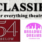 BWW Classifieds: Apply for Your Dream Job at NY City Center, Feinstein's/54 Below, Signature Theatre and More!