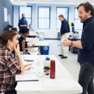 Photo Flash: In Rehearsal with Kate Walsh, Jeremy Shamos and More for IF I FORGET Photos